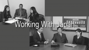 Working With Japan
